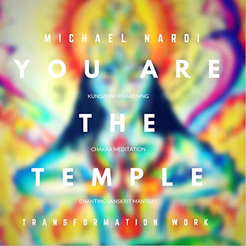 You are the Temple audiobook cover art