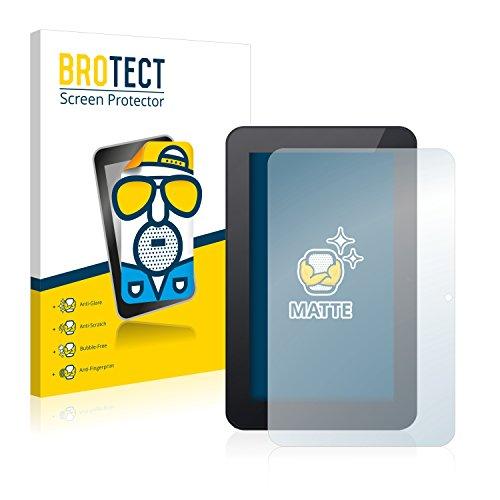 BROTECT 2X Entspiegelungs-Schutzfolie kompatibel mit Odys Miron Bildschirmschutz-Folie Matt, Anti-Reflex, Anti-Fingerprint