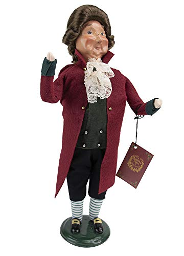 Byers' Choice Mr Fezziwig 2114A from The A Christmas Carol Collection (New 2020)