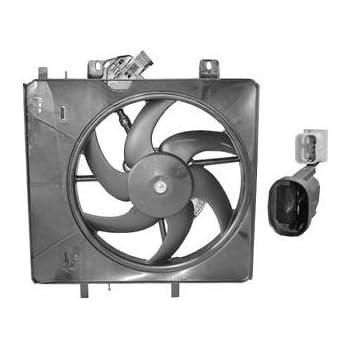 Raffreddamento Motore Van Wezel 0904746 Ventola