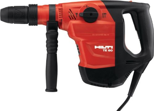 Lowest Prices! Hilti TE 60 Combihammer - 3493737 - DRS Package