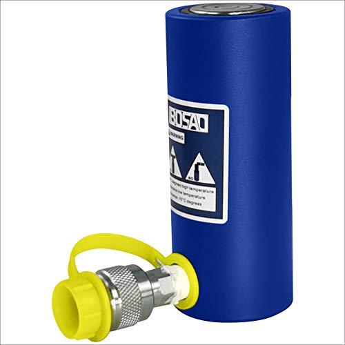 IBOSAD 10 Ton 3.93 Inch Hydraulic Cylinder Jack Single Acting Hydraulic Ram Cylinder Long Hydraulic Lifting Cylinders