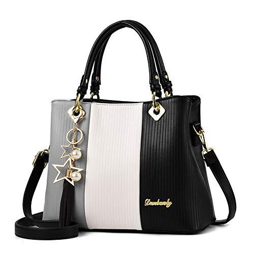 Chikencall® Women Clacssic Tote Bag Fashion Handbag And Purses designer PU...