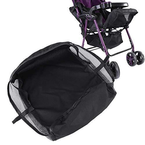 Wytino Kinderwagen Korb, 1 stück Kinderwagen Kinderwagen Boden Korb Kinderwagen Buggy einkaufs aufbewahrungskoffer veranstalter Tasche