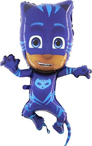 Grabo L174 Foil Supershape 31 Zoll - 79 cm SuperPyjama-PJ Mask Catboy nicht verpackt, Blau