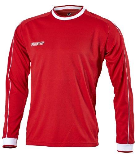 Prostar Celsius - Camiseta de equipación de fútbol para niño, Talla 4 ANS