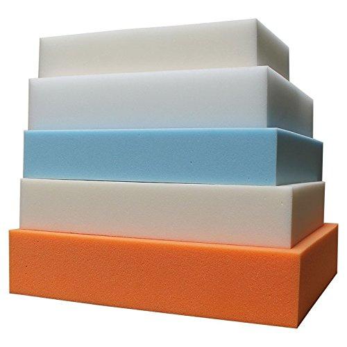 Pieza de Espuma a Medida 50 x 50 x 15 cm - Densidad 25 kg/m3 Extrafirme, para Otras Medidas consúltenos