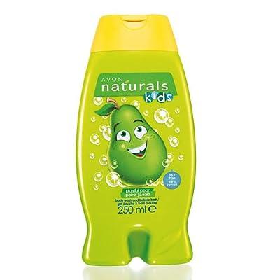 Avon Naturals Kids Body