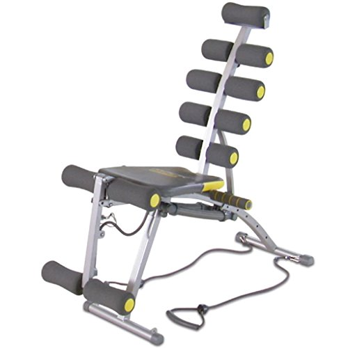 Rock Gym Banc multifonction de fitness, musculation et pompes ROG001