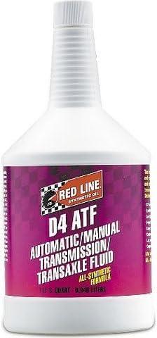 Sale Red Line 30704 D6 Automatic Transmission Quart - 1 Fluid Pack o Dedication