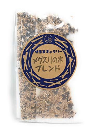 メグスリの木 ブレンド 4袋(5g×4袋)【 めぐすりの木茶 おおばこ種子 はぶ茶 のブレンド ティーバッグ 】健康茶ギャラリー