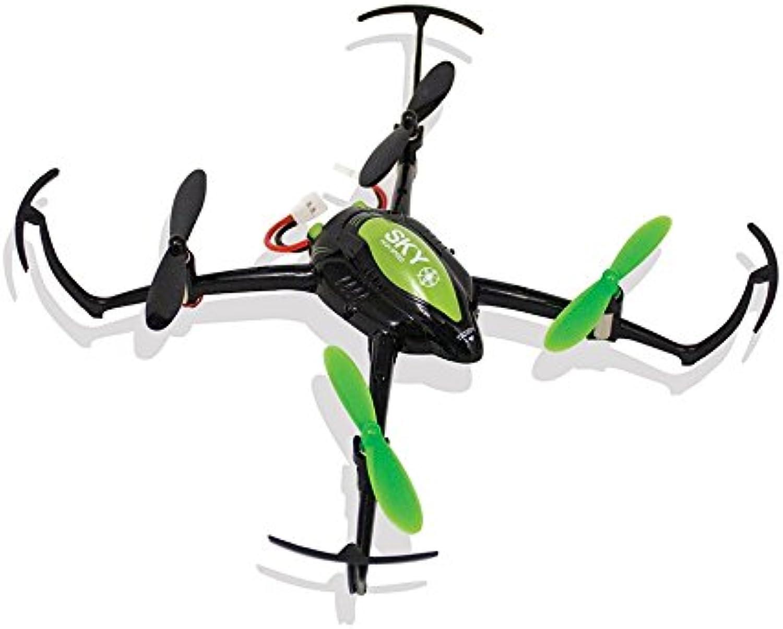 Quadcopter - Galaxy  Attack  Drone 2.4hz (Grün)