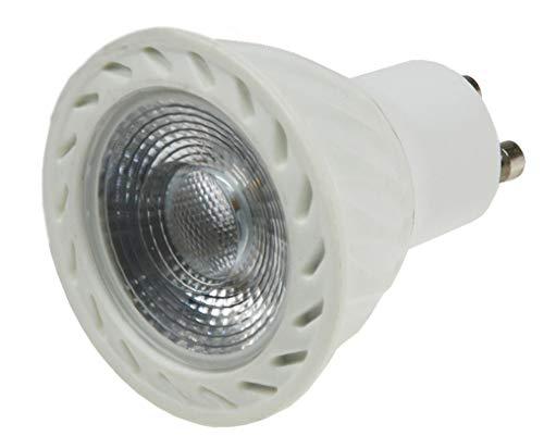 LED Strahler für Deko Leuchten Lampe GU10 Sockel 5Watt I 38° Leuchtwinkel intensiver Farbton Lichtfarbe Blauverschiedene Farben (Blau)