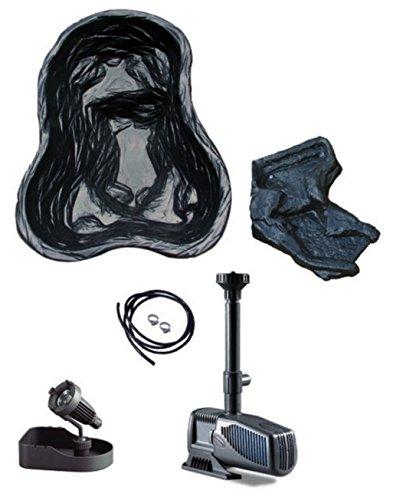 Sicce 950593 Kit Happy Pond 5 - Laghetto Per Giardino 680 L