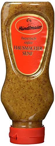 Händlmaiers Hausmachersenf Süß, 8er Pack (8 x 225 ml)