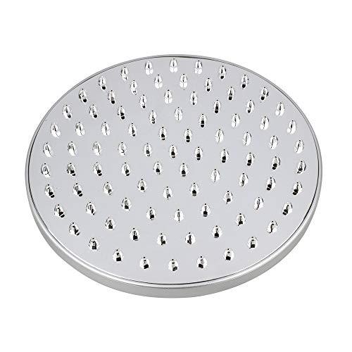 anruo 8 inch badkamer kamer chroom grote ronde mixer vaste regendouche 200 mm douchekop verbetering van het huis