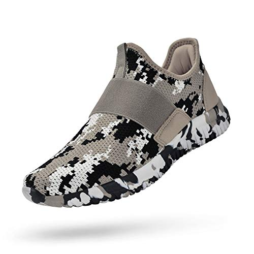 Mens Laceless Casual Shoes