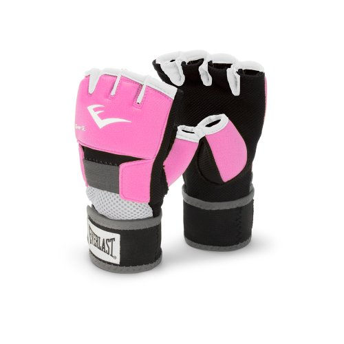 Everlast Pink Damen Evergel Hand Wraps