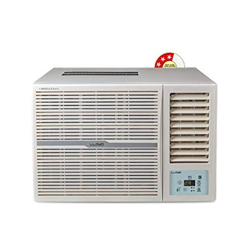 Lloyd 1.5 Ton 3 Star Window AC (Copper, Clean Air Filter, 2021...