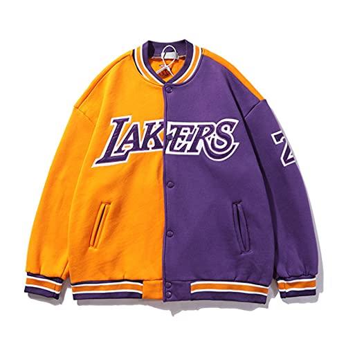 QDX Hoodrakers No. 24 Otoño Invierno Nuevo Lakers Kobe...