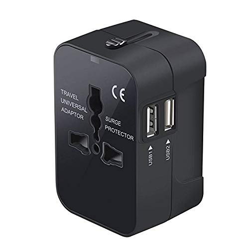 Universal All In One Travel Plug Adapter