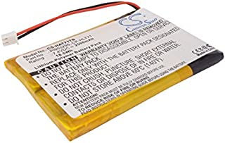Battery Replacement for Digital PRISIM A1710130, ATSC710, TVS3970A Part NO CP-HLT71, PL903295