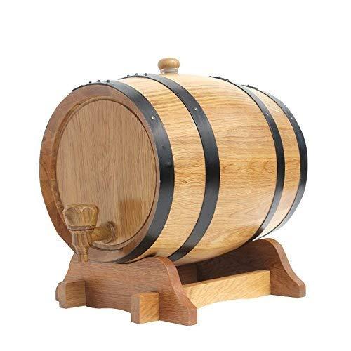 Vintage wijndispenser voor wijn, sterke dranken, bier en sterke drank (Color: B)
