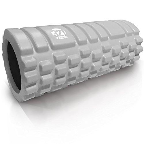 321 STRONG Foam Roller - Medium Density Deep...