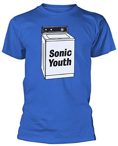 Sonic Jeugd 'Wasmachine' Tshirt Nieuw &Amp; !