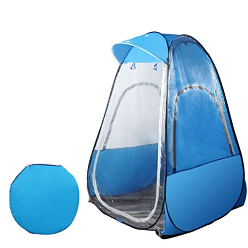 XUENUO Pop Up Toilet Tent, Toilet Tents for Camping, Shower Privacy Toilet Changing Room Foldable Portable Beach Dressing Shade for Camping Hiking Fishing