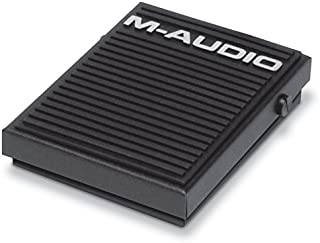 M-Audio SP-1 | Sustain Foot Pedal or FS controller for Synthesizers, Tone Modules, and Drum Machines