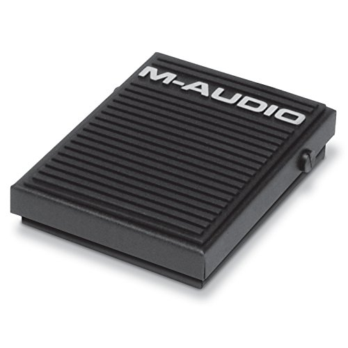 MAudio SP1 | Sustain Foot Pedal or FS controller for Synthesizers Tone Modules and Drum Machines