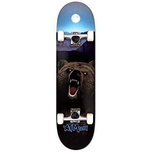 ATM Click Complete Skateboards, Spirituosenbär, 7.25