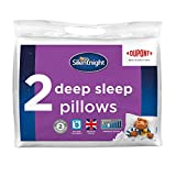 Silentnight Deep Sleep Pillow Pair Deluxe with Dupont