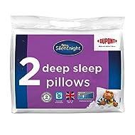 Silentnight Deep Sleep Pillow Pair Deluxe with Dupont