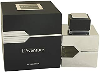 Laventure by Àl Hàràmàìñ for Men Eau De Parfum Spray 3.3 oz