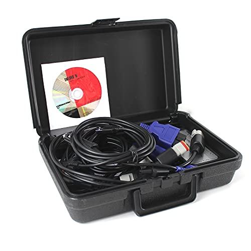 PANGOLIN 3165033 Inline 6 Data Link Adapter Diagnostic Tool for Cummins...