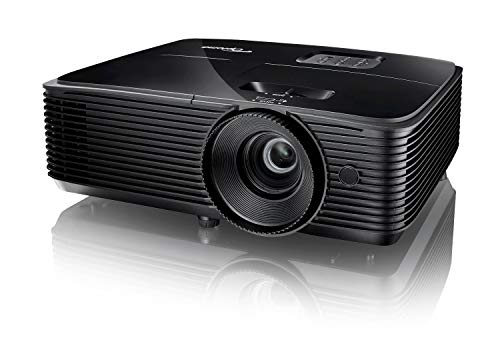 OPTOMA TECHNOLOGY HD144X - Proyector Gaming Home Cinema Full HD 1080p, 23000:1 contraste, formato 16:9, Negro