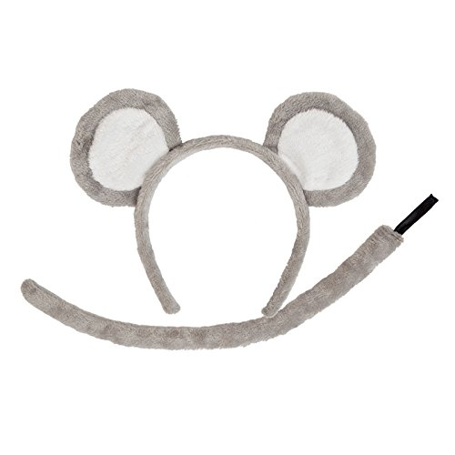 Adult Ears & Tails -mouse