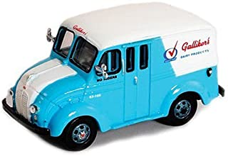 Divco Delivery Truck, Gallikers Dairy Products , 1950, Model Car, Ready-made, American Heritage Models 1:87 by American Heritage