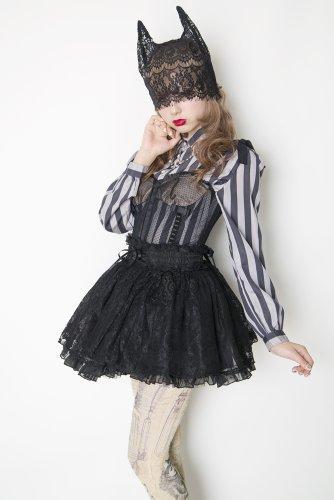 LLL Swan Princess skirt Black Swan (japan import)