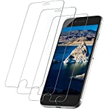 [3 Stück] Panzerglas Schutzfolie für iPhone SE 2020, 9H Festigkeit Schutzglas, Anti-Kratzen, Anti-Bläschen, Anti-Öl, Panzerglasfolie, Premium HD folie Bildschirmschutz für iPhone SE 2