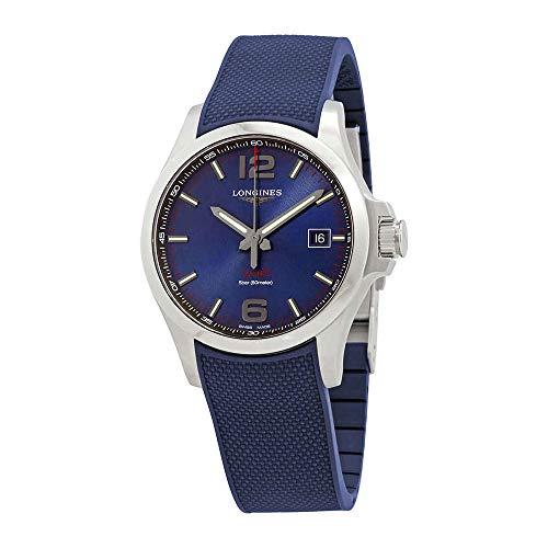 Longines Conquest V.H.P. Reloj para hombre, 43 mm, L37264969