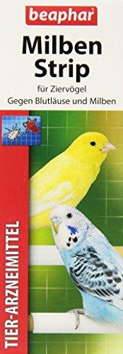 Milben-Strip für Vögel  2 Stück