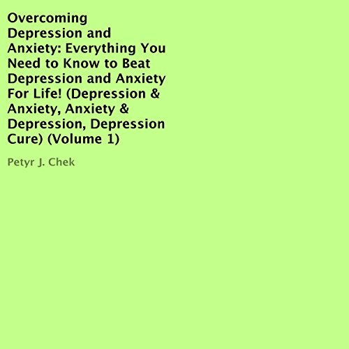 Overcoming Depression and Anxiety audiobook cover art
