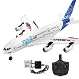 WEIFLY DIY RC drone Foam remote-controlled toy airplane model Airbus A380 2.4G 3CH remote control helicopter airplane glider aircraft EPP foam exterior aircraft,fourbattery