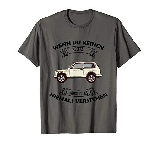 Lada Niva Offroad 4x4 Shirt VAZ-2121 T-Shirt