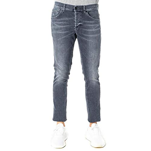 Dondup Jeans George UP232DS0250 Gray Size:38