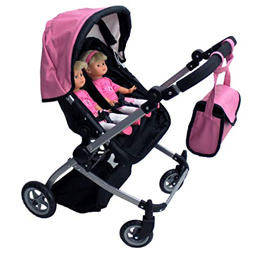 Baby Doll Double Stroller | Five Top List