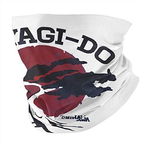 AOOEDM Karate Kid Miyagi Do Variety Kopftuch Sonnenschutz